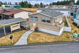 spokane wa mobile manufactured homes