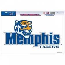 University Of Memphis Stickers Decals Bumper Stickers