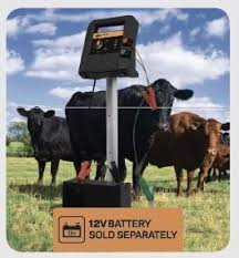 Gallagher B60 Battery Powered Electric Fence Charger Energizer Gallagher Electric Fencing From Valley Farm Supply