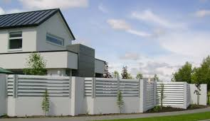 Louvre Fence Panels Fencing And Gates Nz Archipro