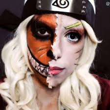 hey guys i have a cosplay makeup