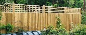 Large Panels Of Close Space Trellis From The Crestala Fencing Centre