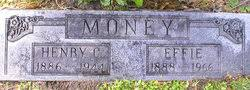 Effie King Money (1888-1966) - Find A Grave Memorial