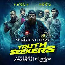 Truth Seekers S1 Ep2 free Amazon
