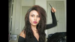 bellatrix lestrange halloween make up