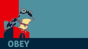 obey wallpaper hd pixelstalk net