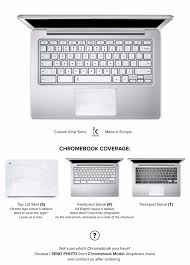 Marble Decal Stickers And Skins For Chromebooks Keyshorts