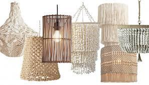 modern boho chandeliers pendant