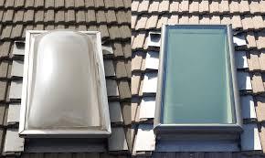glass vs acrylic skylights skylight