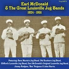 Earl McDonald & the Great Louisville Jug Bands 1924-1931: Amazon.co.uk:  Music