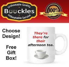 grammar mug cup funny gift idea office
