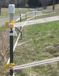 Electric Fence Corner Post Corner Electric Fence Post Corner Electric Fence Post Postcorner In 2020 Electric Fence Farm Fence Outdoor Gardens