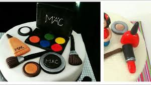 makeup cake cupcake toppers how to