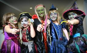 Getting in the spooky party spirit at Titus Salt High School in Baildon |  Bradford Telegraph and Argus