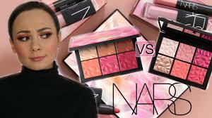 exposed cheek palette vs hot