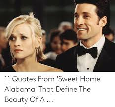 quotes from sweet hoalabama that define the beauty of a