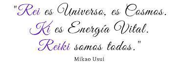 Home - Reiki, la energía del Universo