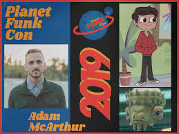 Adam McArthur » Planet Funk Con