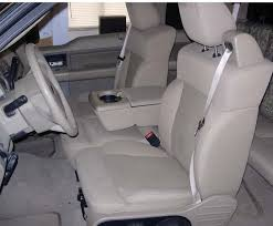 opening console seat covers