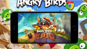 Tuto Angry Bird Epic Rpg + Mod Apk - YouTube