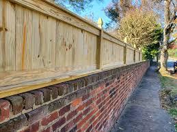 Custom Fences Richmond Va Minor S Fences Inc
