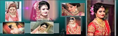 pooja professional bridal makeup artist