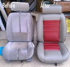 car upholstery automotive seat repair