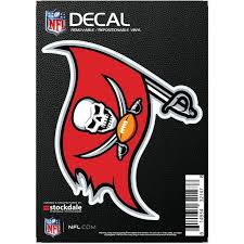 Tampa Bay Buccaneers Wincraft 5 X 7 All Surface Decal Walmart Com Walmart Com