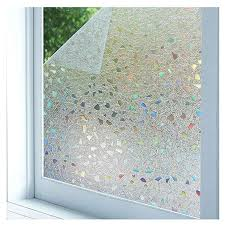 Bloss 3d Static Cling Window Film Stained Glass Window Film Decorative Frosted Window Clings Vinyl Win Stained Glass Window Film Window Cling Vinyl Window Film