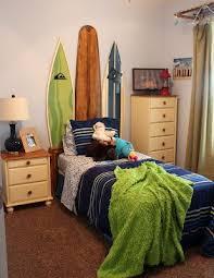 Diy Crafts Tutorials Recipes And Cricuts Over The Big Moon Surf Room Kid Room Decor Boys Surf Room