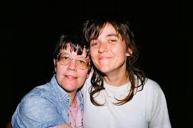 me and Evelyn Ida Morris at MTV 💛💛... - courtney barnett   Facebook