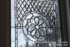 stained leaded glass windows and doors