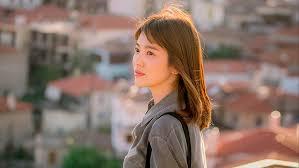 song hye kyo s signature