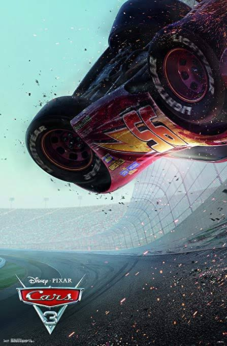 Download Cars 3 (2017) {Hindi-English} || 480p 350MB || 720p [900MB]