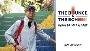 Ian Johnson Book Launch: The Bounce and The Echo – New Dominion ...
