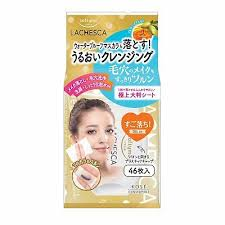 kose softymo lachesca cleansing sheet