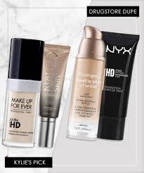 makeup step by step and the best dupes