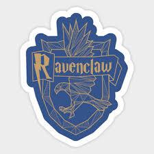 Harry Potter Ravenclaw Crest Logo Vinyl Wall Decal Room Phone Decor Sticker Ebay