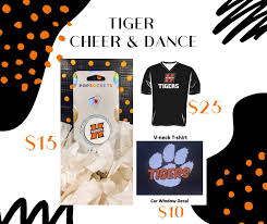 Huron Tiger Cheer And Dance Posts Facebook