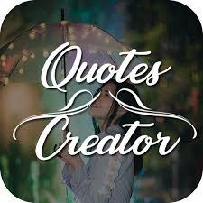 quotes creator app pro quotes maker aplikasi di google play
