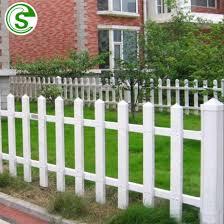 China Villa Cottage Durable Short Garden Fence White Pvc Fence China Pvc Fence Panels And White Vinyl Picket Fence Price