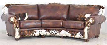 western style leather furniture the