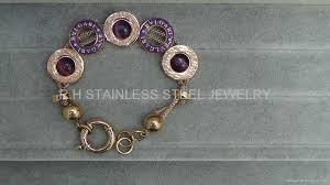 fashion steel jewelry aas sl013