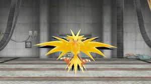 Shiny Zapdos Encounter in Pokemon Lets Go Pikachu and Eevee - YouTube