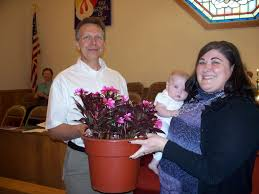 2012 Newest mother-Melissa Richardson | Chapel Hill United Methodist Church