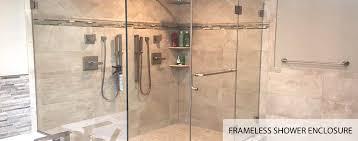 amusing shower glass enclosure kits