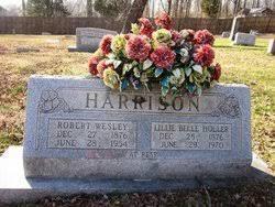 Robert Wesley Harrison (1876-1954) - Find A Grave Memorial