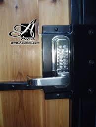 10 Gate Locks Ideas Gate Locks Door Locks Electronic Deadbolt
