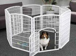 Perfect Indoor Dog Fence Metal And Indoor Dog Gates Extra Tall Dog Playpen Indoor Dog Playpen Indoor Dog Fence