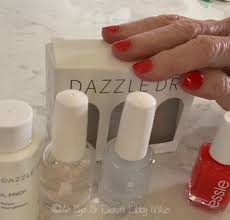 dazzle dry discovering this nail